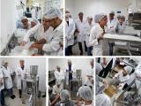 Oficina LURA de fabricação de comprimidos